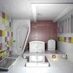 Jak si ideálně zařídit malou koupelnu?