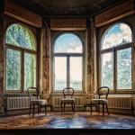 Starožitný nábytek biedermeier